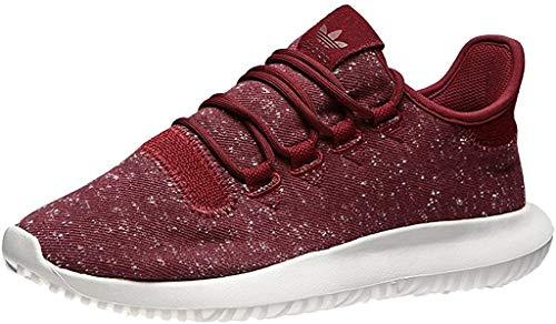 Adidas Unisex Kinder Tubular Shadow Sneaker, Rot (Buruni / Buruni / Balcri 000), 39 1/3 EU