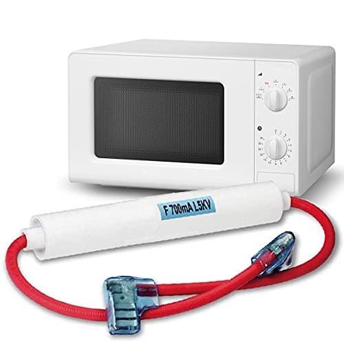 MovilCom - Fusible microondas 700mA / 5kv | Fusible alta tensión microondas 5kv 0,7A