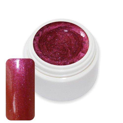 Studioline FlipFlop UV-Colorgel Red-Brown 5ml - Farbwechsel-Gel