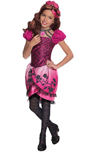 Rubie's-déguisement officiel - Ever After High-Déguisement super luxe Briar Beauty -Taille L- 884910L
