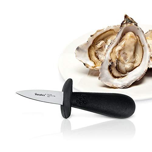 Metaltex - Cuchillo Abreostras