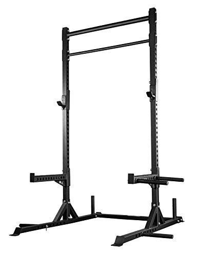 Rep Squat Rack with Pull Up Bar - 94 in
