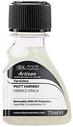 Winsor and Newton Artisan Water Mixable Oil Matt Varnish - 75ml
