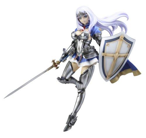 Queens Blade Rebellion: Excellent Model Core Knight Princess of Revolt Annelotte PVC Figure 1/8 Scale