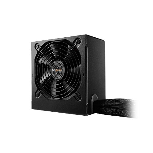 be quiet! System Power B9 600W ATX Nero alimentatore per computer