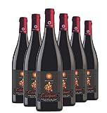 I.G.T. ISOLA DEI NURAGHI 100% da uve di Carignano Sentori primaverili