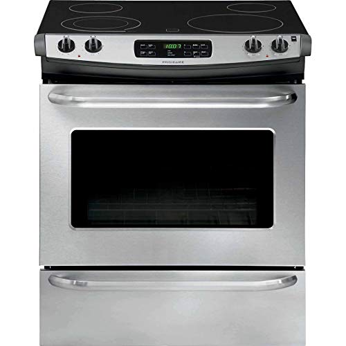 Frigidaire FFES3025PS30' Stainless Steel Electric Slide-In...