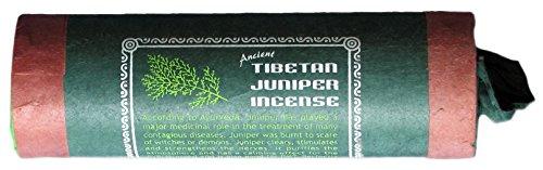 BUDDHAFIGUREN Bastoncini d'incenso - Incenso di ginepro Tibetano