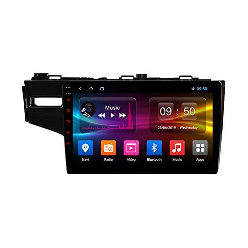 TypeBuilt Android Autoradio 9' Pantalla Tactil para Coche HD Radio De Coche Bluetooth SWC per Honda Jazz 3 2015-2020 Fit 3 Coche Audio FM/Am/RDS Radio Video Player Bluetooth Radio Pantalla,Px6