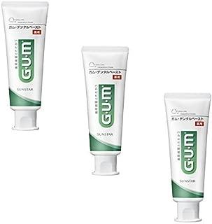 【まとめ買い】GUM(ガム)・デンタルペースト スタンディング 120g (医薬部外品)【×3個】
