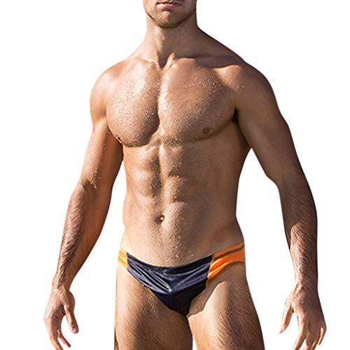 RANTA 2021 Neujahr Herren Sommer Badeshorts Swimming Trunks Beach Shorts Badehosen mit verstellbarem Tunnelzug & Taschen für Surfen