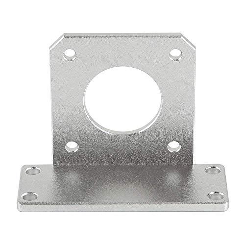 Toaiot Nema17 - Soporte de montaje de motor de aluminio para piezas de impresora 3D de extrusora Btech BMG/Extrusionadora Titan Aero