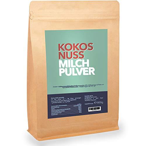 Kokos-Nuss-Milch-Pulver MILCHEREI Cocos Shake Curry Thai 800g
