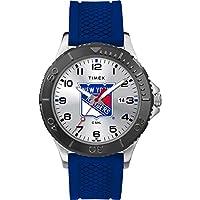 Timex Men's TWZHRANMN NHL Gamer New York Rangers Watch