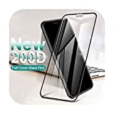 200D Full Cover Schutzfolie aus gehärtetem Glas...