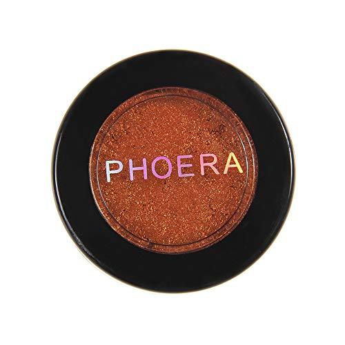 ReooLy FemmesPHOERA Glitter Shimmering Colors Ombre à Paupières Métallique Eye Cosmetic