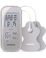 オムロン 低周波治療器(シルバー)OMRON HV-F021-SL