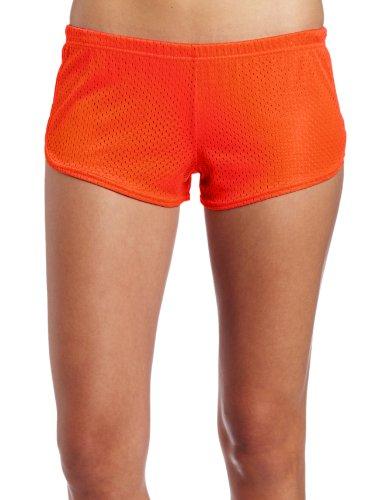 Soffe Juniors Beach Volleyball Short, Orange, X-Large