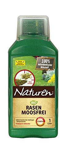 Naturen 3586 Bio Rasen Moosfrei, 1 L