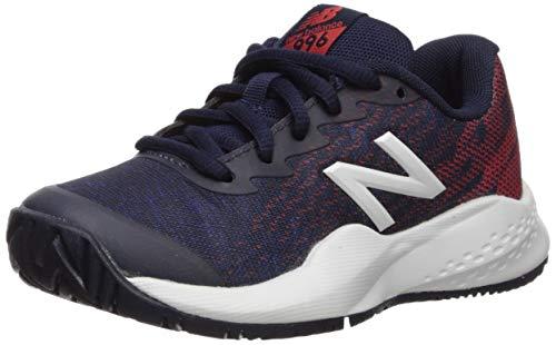 New Balance 996v3 Hard Court, Zapatos de Tenis, Pigmento Multi, 29 EU