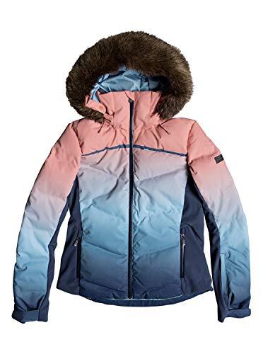 Roxy Damen Snowboard Jacke Snowstorm Printed Jacket