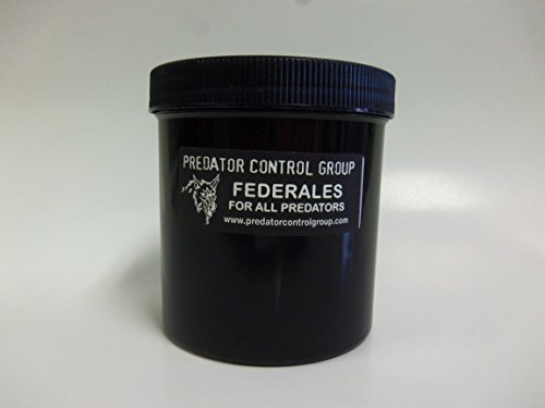 Predator Control Group FEDERALES Coyote, Fox and Bobcat Bait