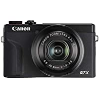 Canon PowerShot G7 X Mark III 20.1MP Digital Camera with 4x Optical Zoom - Manufacturer Refurbished