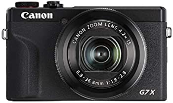 Refurb Canon PowerShot G7 X Mark III 20.1MP Digital Camera