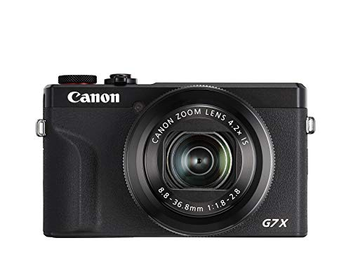 Canon PowerShot G7X Mark III Digital 4K Vlogging Camera, Vertical 4K Video Support...