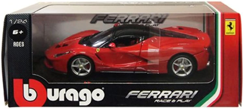 Bburago 1 24 La Ferrari Red