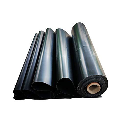 F-XW Teichfolie HDPE, Schwarz - Zuschnitt 2 x 2 m, 3 x 3 m, 3 x 5 m, 4 x 7 m, 5 x 7 m, 8 x 12 m
