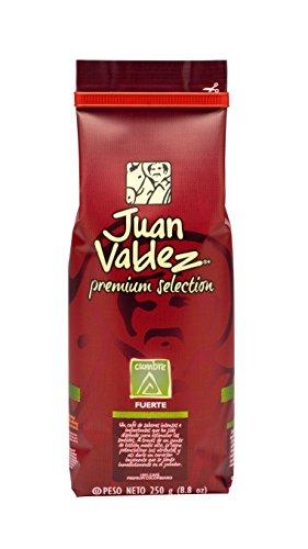Juan Valdez Premium Strong Colombian Coffee, Cumbre, 8.8...