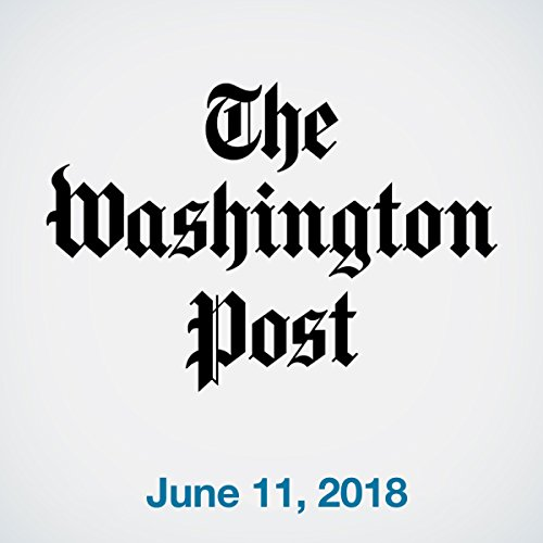 June 11, 2018 copertina