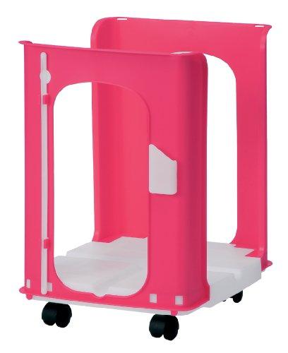 石丸合成樹脂 からふるしんぶん楽っくプラス ピンク