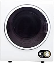 Magic Chef Compact Electric White MCSDRY15W 1.5 cu. ft. Laundry Dryer