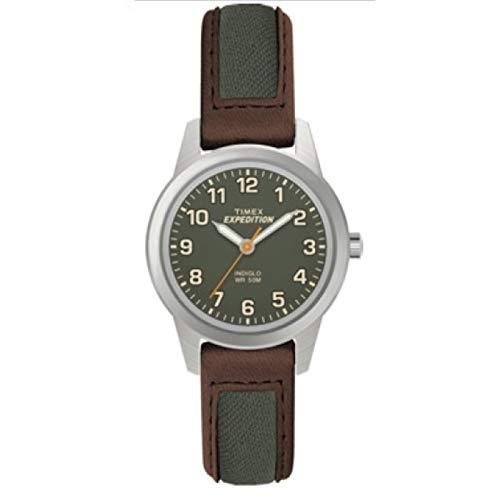 Timex Reloj Análogo clásico para Mujer de Cuarzo con Correa en Cuero...