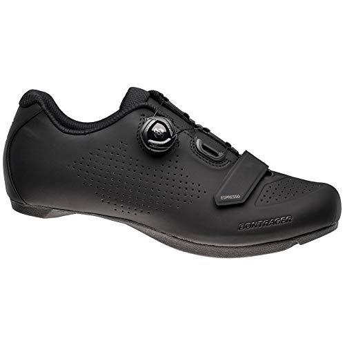 Bontrager Espresso Rennrad Fahrrad Schuhe schwarz 2021: Größe: 47