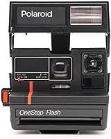 Polaroid Originals 4724 Polaroid 600 Camera - Red Stripe, Black