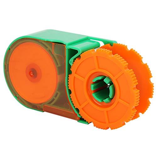 Oumefar Hochwertiger Standard-Reiniger für optische Steckverbinder Glasfaserreiniger für MU / D4 / DIN-Glasfaser mit Reinigungseffekt -20 bis -50 dB für den Innen- und Außenbereich