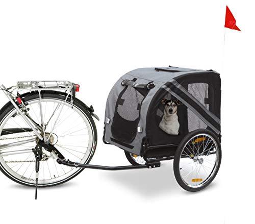 El mejor remolque de bicicleta para perros pequeños