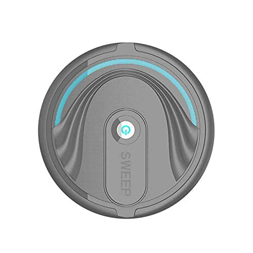 MPNP Robot Mini Vacuum Cleaner for Home, Quiet Cleaning Robt for Pet Hair & Hard Floor & Carpet, Portable Cleaner with Home Mapping