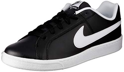 Nike Court Royale, Sneaker Hombre, Negro (Black/White 010), 41 EU
