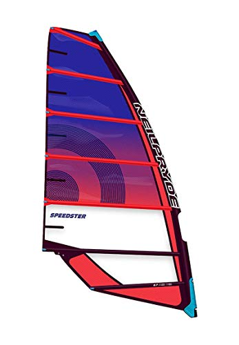 Neil Pryde Speedster Windsurf 2021 6,7 Red - Vela para windsurf