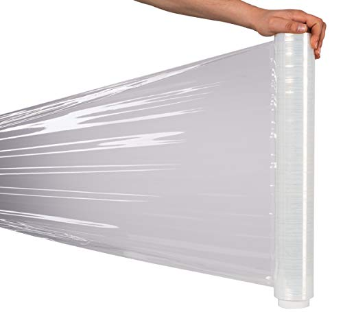 Stretchfolie Transparent 40cm
