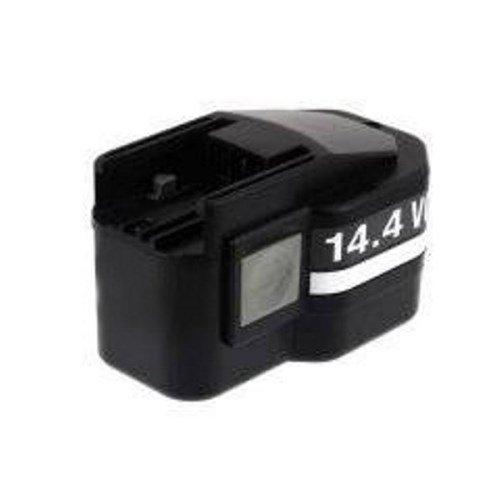 Heib kwaliteitsaccu - accu voor AEG boormachine BBS 14 KX Raptor 3000 mAh NiMH, NiMH, 14,4 V
