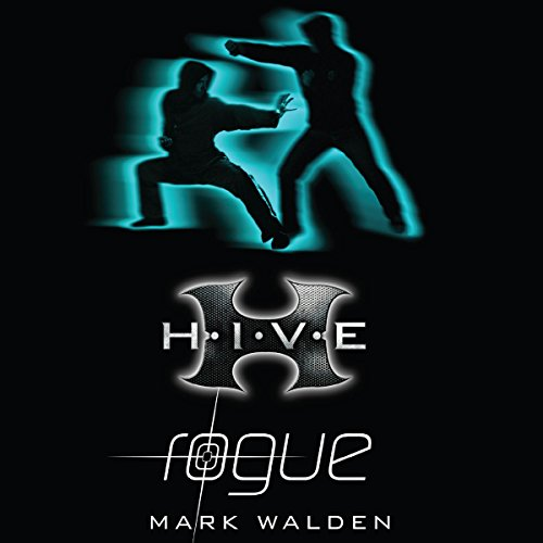 H.I.V.E.: Rogue audiobook cover art
