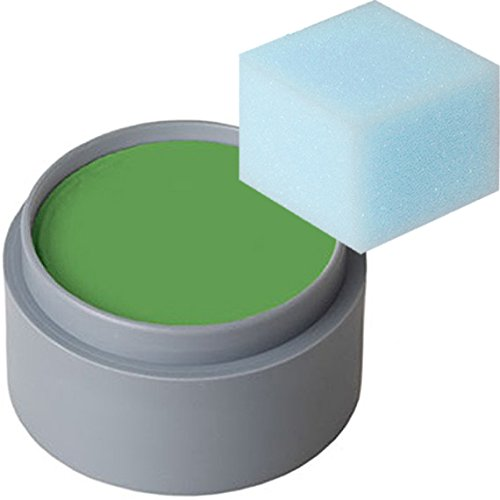 Grimas Water Make Up Theaterschminke Kinderschminke 15ml Set Farbe 407-grellgrün