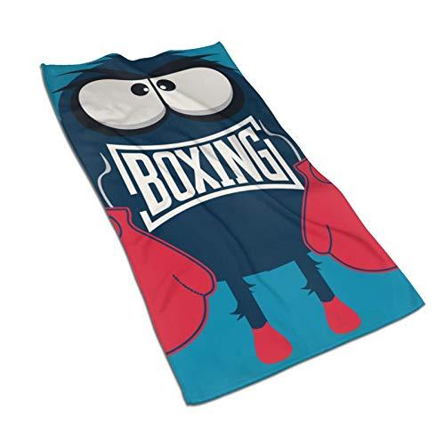 Toalla Boxeo  marca