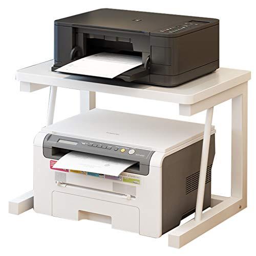 Weq Estantería para impresora soporte para impresora móvil soporte ...