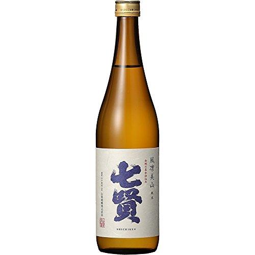 七賢 風凛美山 純米酒 720ml